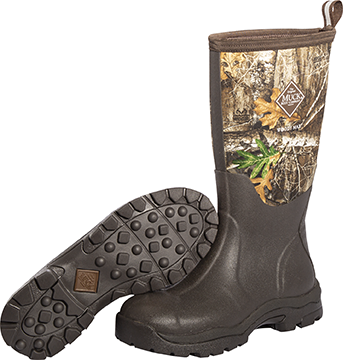 Muck Woody PK Womens Boot Realtree Edge 10