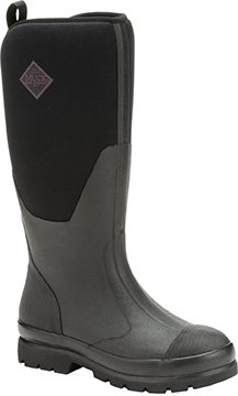 Muck Chore Womens Boot Classic Tall Black 10