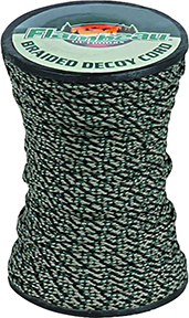 Flambeau Decoy Cord Braided Camo 200 ft.