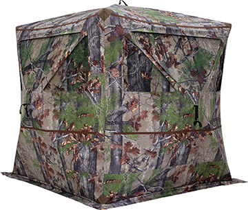 Barronett Blockout 4XLT Blind Backwoods Camo