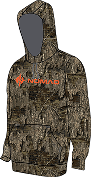 Nomad Southbounder Hoodie Realtree Edge Medium
