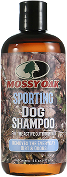 Mossy Oak Dog Shampoo Sporting Dog 16 oz.