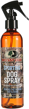 Mossy Oak Dog Spray Sporting Dog 8 oz.