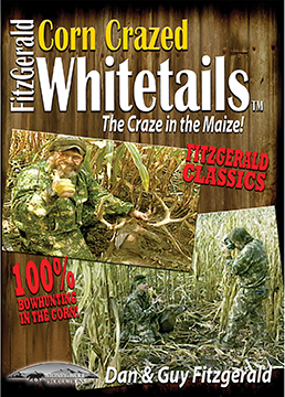 Team Fitzgerald DVD Corn Crazed Whitetails