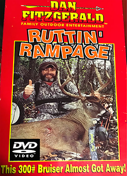 Team Fitzgerald DVD Ruttn Rampage