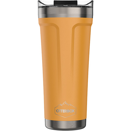 Otterbox Elevation Tumbler Yellow 20 oz. w/Flip Close Lid