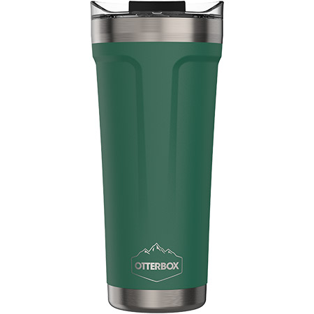 Otterbox Elevation Tumbler Green 20 oz. w/Flip Close Lid