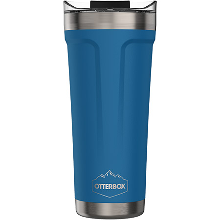 Otterbox Elevation Tumbler Blue 20 oz. w/Flip Close Lid