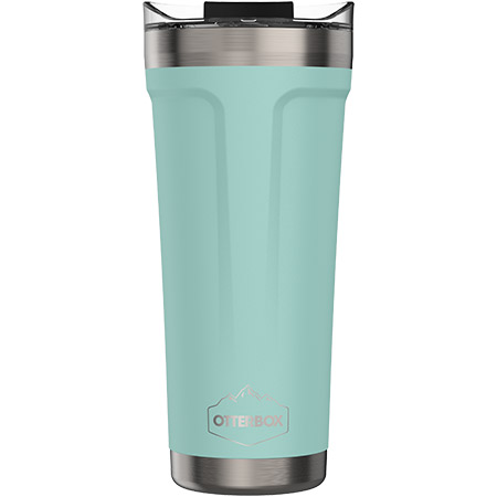 Otterbox Elevation Tumbler Sea Foam 20oz. w/Flip Close Lid