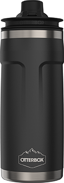 Otterbox Elevation Growler Black 20 oz. w/Hydration Lid