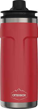 Otterbox Elevation Growler Red 20 oz. w/Hydration Lid