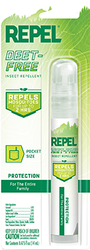 Repel DEET-Free Insect n Repellent .47 oz.
