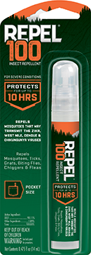 Repel Insect Repellent 100 .47 oz.
