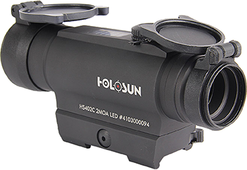 Holosun Full Size Red Dot 30mm Solar Dot