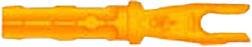 Accu Tough Nock Flo Orange .204