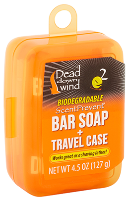 DDW Bar Soap + Travel Case