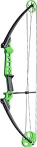 18 Gen X X-Dawn Bow Green Right Hand