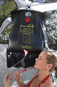 5 Gallon Solar Camp Shower