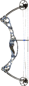 "Fin-Finder Poseidon Bow 31"" 30-40# Right Hand"