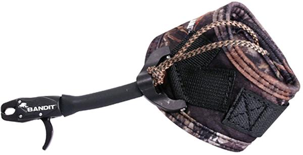 Bandit Velcro Strap Release Black