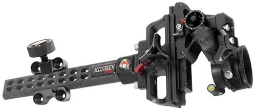 Accutouch Carbon Pro Slider Sight AV 41mm Scope 1 Pin .010