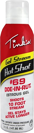 * Tinks Hot Shot #69 Doe-In-Rut Gel 5oz