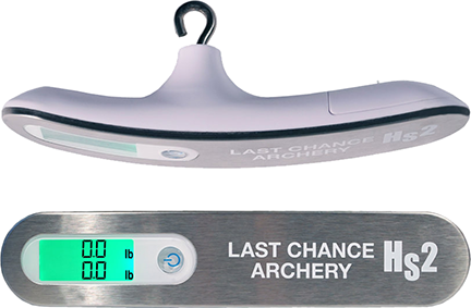 Last Chance Hand Held Bow Scale 2.0