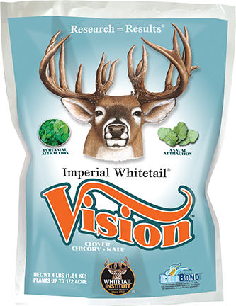 Imperial Whitetail 18lbs Vision Seed
