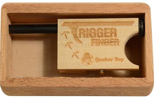 Quaker Trigger Finger Push/Pull Box