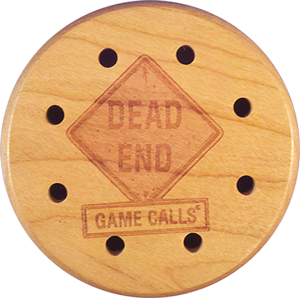 Deadend Roadblock Slate Pot Call