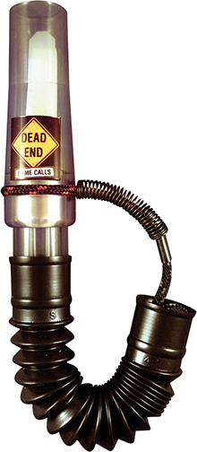 Deadend Traffic Jam Plastic Grunt Call