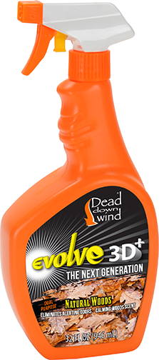 DDW Evolve 3D + Natural Woods Spray 32oz