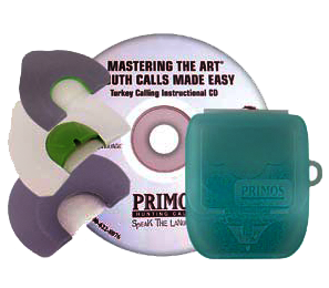 Primos Mastering the Mouth CD
