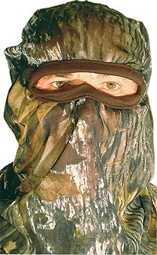 Quaker Boy Bandit Elite Facemask Mossy Oak Breakup