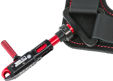 B3 Brave Release Red Swivel Stem Connectory Strap