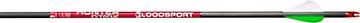BloodSport Hunter Extreme Arrow 400 2 in. Vane 6 pk.
