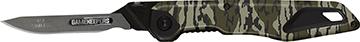 Gamekeeper Switch-Back Knife Mossy Oak Bottomland