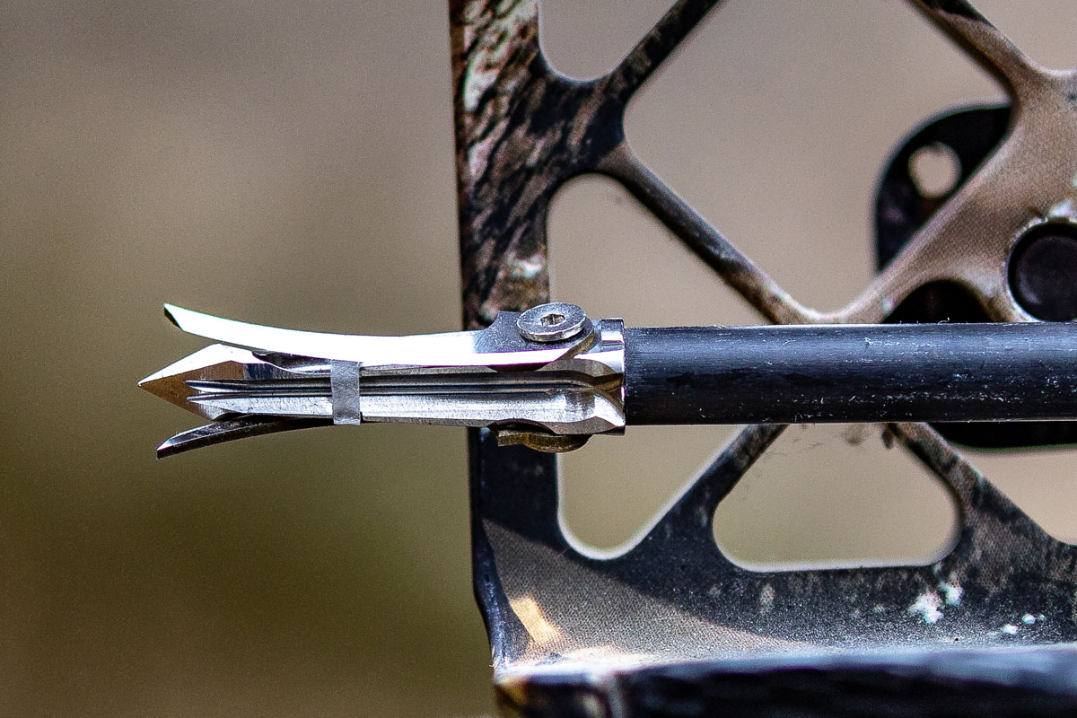 B3 Exoskeletal Broadhead 2 Blade 3 pk.