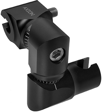 Axion Pro Side Side Bar Mount Black