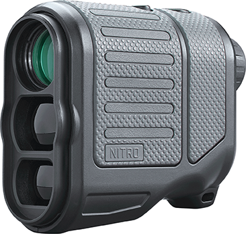 Bushnell Nitro Laser Rangfinder Bullseye Reticle