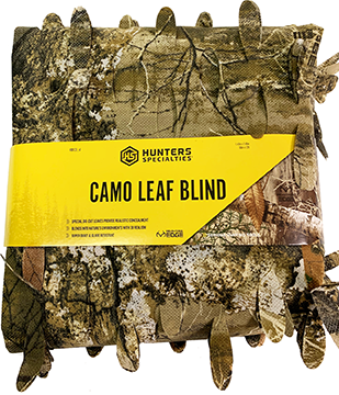 "Hunters Specialties Leaf Blind Realtree Edge 54""x12"