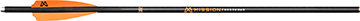 *M Mission Crossbow Bolts 22 in. 3 pk.