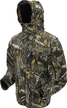 Frogg Togg Dead Silence Brushed Camo Jacket RT Edge Large