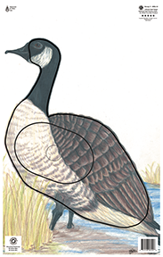 Maple Leaf NFAA Animal Faces Group 3 Goose