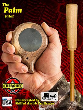 Cherokee Palm Pilot Pot Call