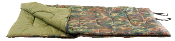 "Sleeping Bag Camo 33""x75"""