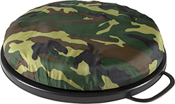 Allen Swivel Seat Bucket Lid Camo