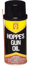 * Hoppes Lubricating Oil 4oz