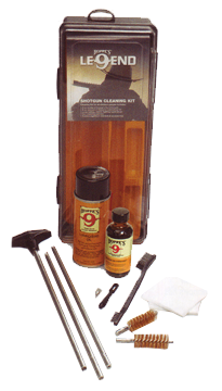 Hoppes Rifle Clean Kit  22 & Up