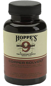 * Hoppes #9 Copper Solvent 5oz